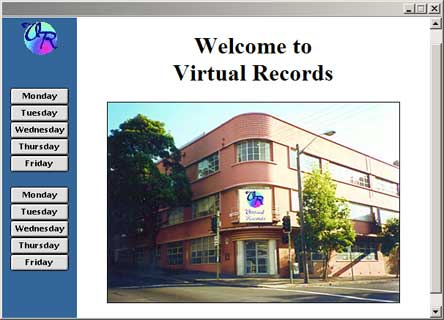 Virtual Records: Writing in Organisations